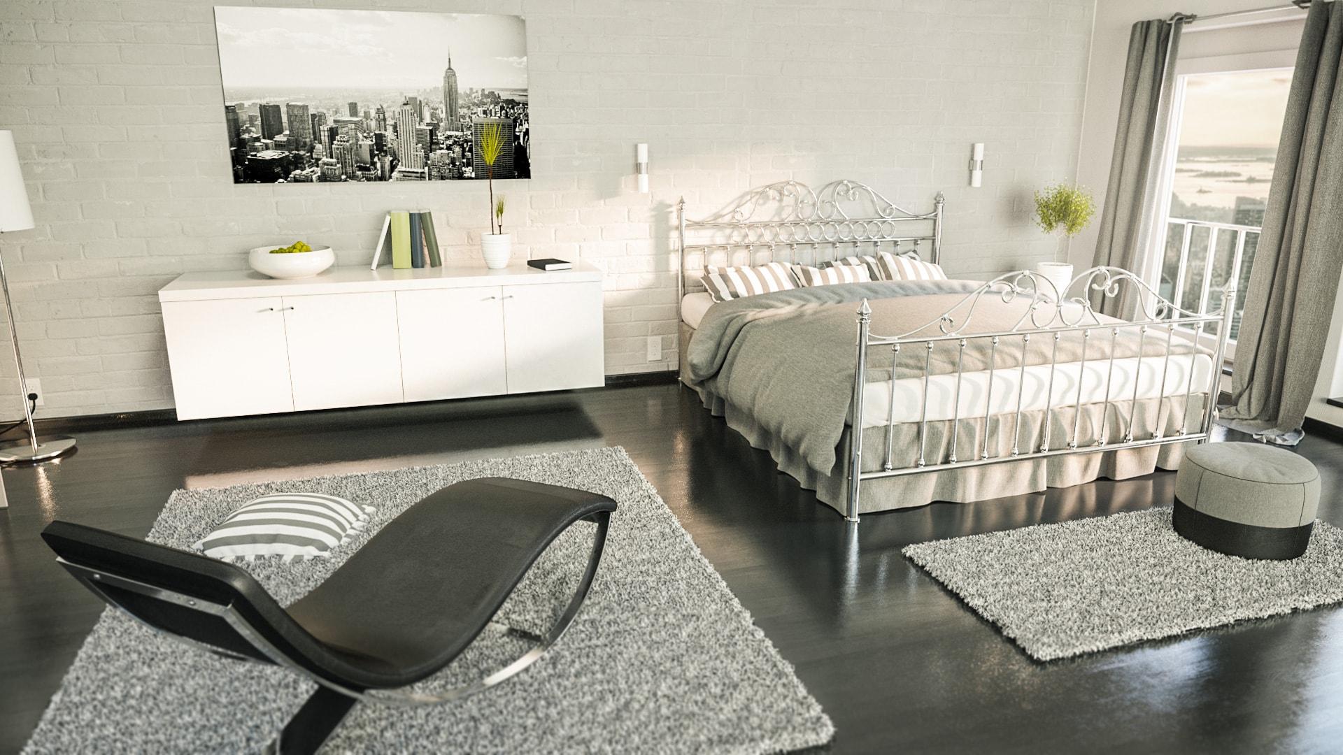 Architectural Design   Bedroom 1