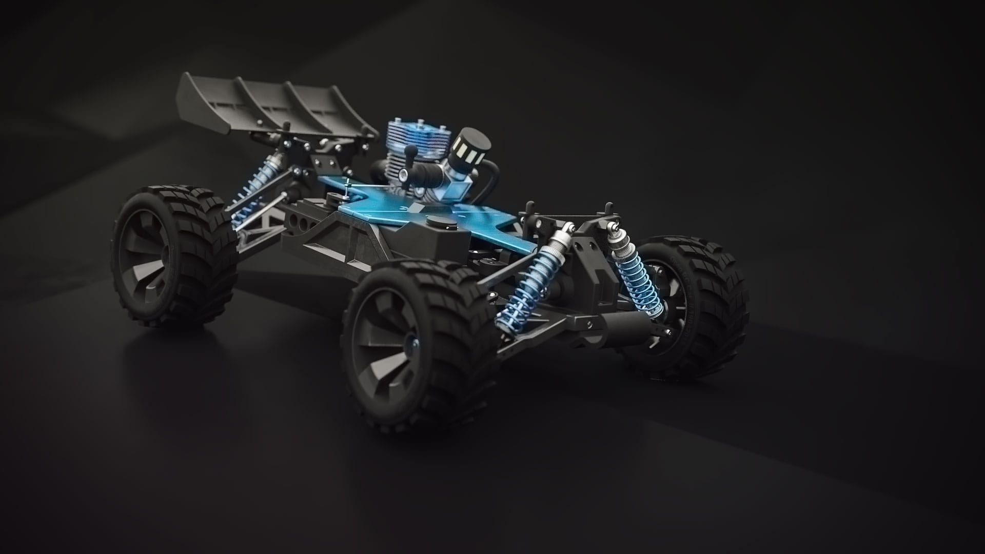rc-car video shot 9